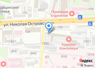 Компания «Европлан» на карте