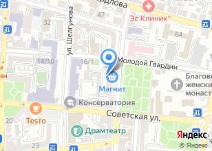 Компания «Первая медицинская сервисная компания» на карте