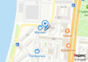 Компания «Единая Европа-Элит» на карте