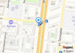 Компания «ФКБ Петрокоммерц» на карте