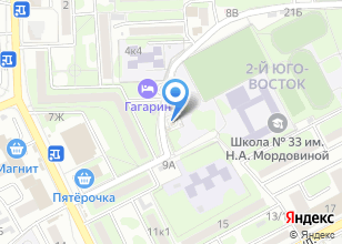 Компания «Приход храма Иоанна Воина г. Астрахани» на карте