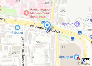 Компания «Интим» на карте