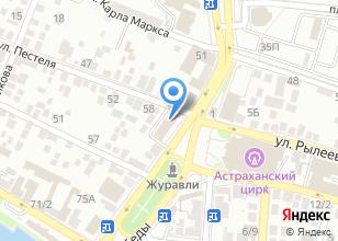 Компания «Сетелем Банк» на карте