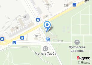 Компания «ОлАнд» на карте