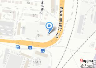 Компания «30rus.net» на карте