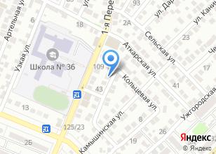 Компания «Аст-Клинкер» на карте