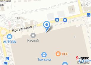 Компания «Феникс+» на карте