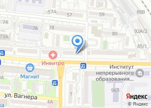 Компания «Совкомбанк» на карте