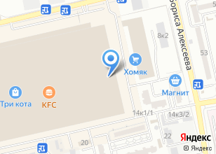 Компания «Астра-Поволжье» на карте