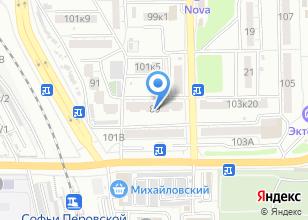 Компания «Тина» на карте
