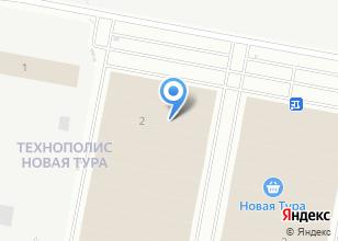 Компания «Трикотаж Российских фабрик» на карте