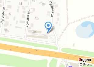 Компания «Удачный» на карте