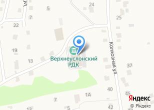 Компания «Районный дом культуры» на карте