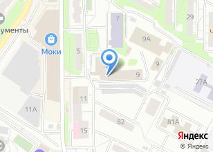 Компания «Гофрокартон и тара» на карте