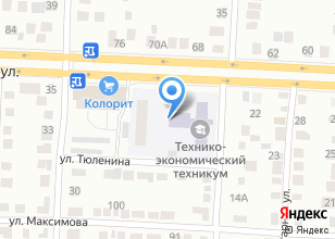 Компания «Лаишевский технико-экономический техникум» на карте