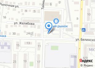 Компания «Соцгород» на карте