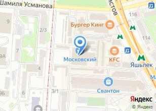 Компания «Московский рынок» на карте