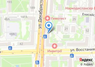 Компания «УралБизнес» на карте