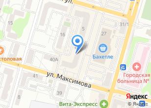 Компания «В домике» на карте