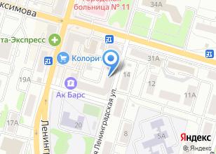 Компания «ДиАрт» на карте
