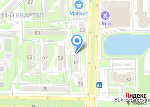 Компания «ПЛЭЙ+» на карте