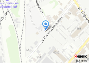 Компания «Ямская» на карте