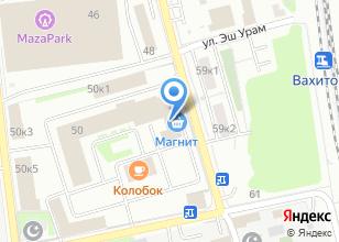 Компания «Heng yuan» на карте