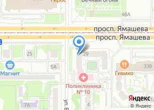 Компания «MIRA SEZAR» на карте