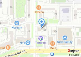 Компания «Lero-shop» на карте