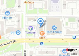 Компания «Клумба» на карте