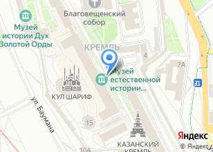 Компания «Интернет-салон подаркопозитив116» на карте
