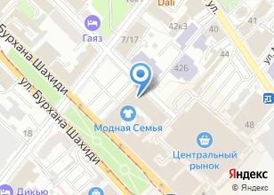 Компания «Руно» на карте