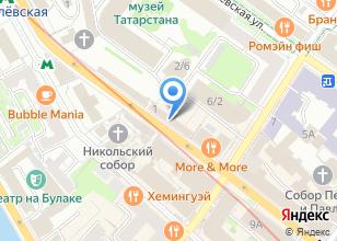Компания «Сервис Галерея» на карте