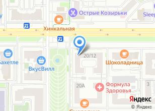 Компания «ОЛЕПЛАСТИКА» на карте