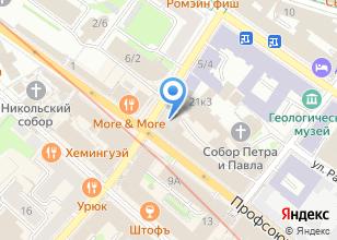 Компания «Пэпи» на карте