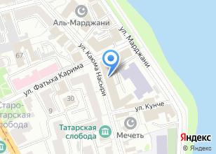 Компания «Луиза-М» на карте