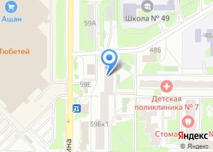 Компания «КриСтайл» на карте