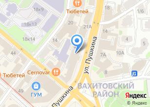 Компания «Теплица» на карте