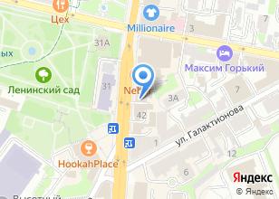 Компания «Твой букет» на карте