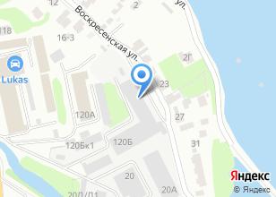 Компания «Картонажно-полиграфические изделия» на карте