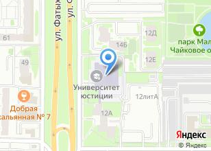 Компания «Казанский машиностроительный техникум» на карте