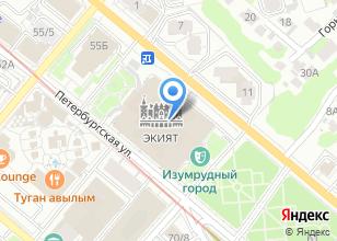 Компания «Малая академия искусств» на карте