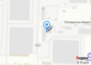 Компания «РТИ-МКА» на карте