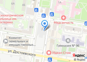 Компания «Чеховский рынок» на карте