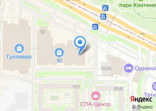 Компания «Центр колясок» на карте