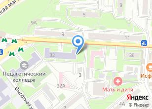 Компания «Казанский кооперативный техникум» на карте