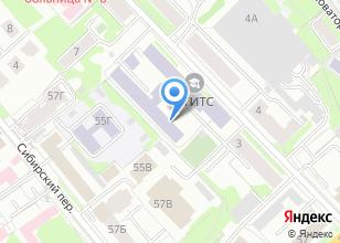 Компания «КЭТС» на карте