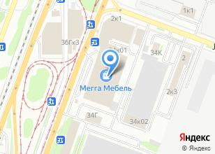 Компания «Аджман» на карте