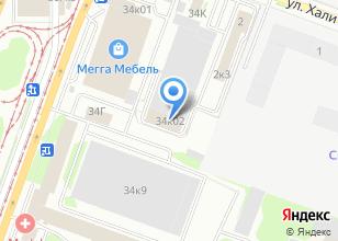 Компания «Компания JAMPER» на карте