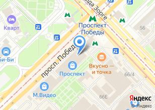 Компания «Коляски и кроватки» на карте